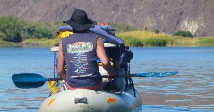 Transfrontier Rafting