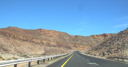 springbok road