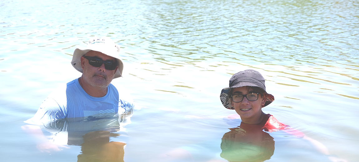 Family Vacation on the Orange River