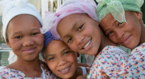 Nama Girls Richtersveld